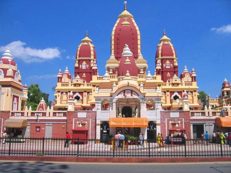 Laxminarayan Temple Delhi