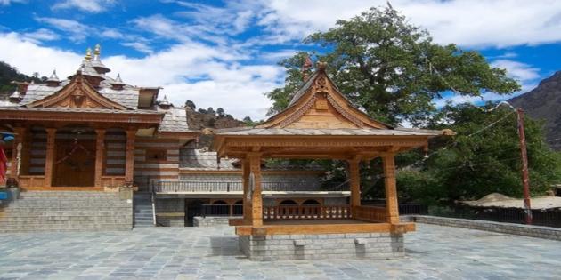 Rarang Monastery Kinnaur